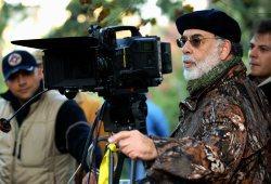 Il regista Francis Ford Coppola