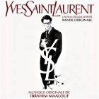 La copertina del CD di Yves Saint Laurent