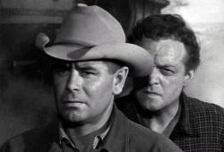Glenn Ford e Van Heflin