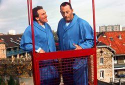 Gérard Depardieu e Jean Reno