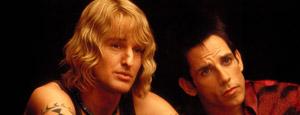 Owen Wilson e Ben Stiller in Zoolander