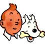 La locandina statunitense di Le avventure di Tintin - Il segreto dell'Unicorno
